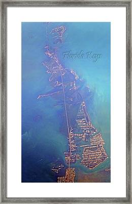 Florida Keys Framed Print by Betsy Knapp
