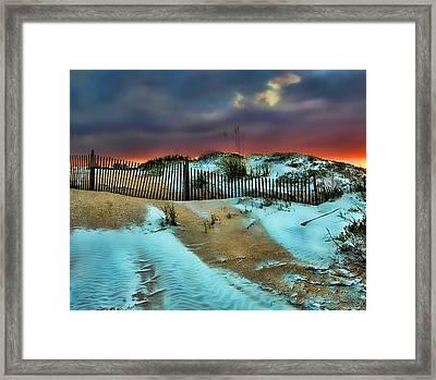 Florida Mountain Framed Print