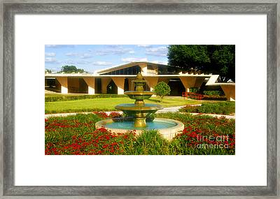 Florida Southern College Framed Print