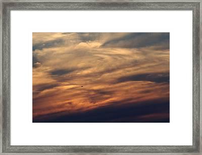 Florida Sunset 0052 Framed Print