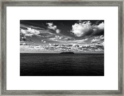 Framed Print featuring the photograph Floridian Waters by Jon Glaser
