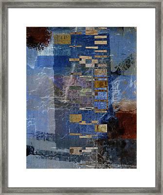 Flotsam Framed Print by Carol Leigh