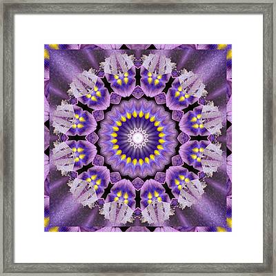 Flow Framed Print by Bell And Todd