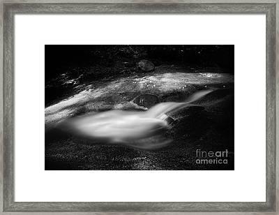 Flow Framed Print by Patrick M Lynch