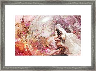 Flow Framed Print by Jacky Gerritsen