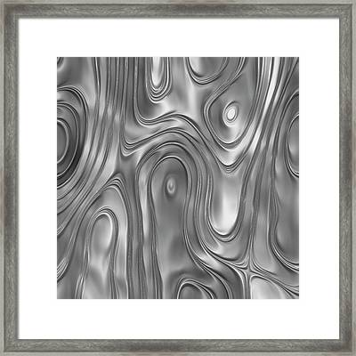 Flow Series Framed Print by Jack Zulli