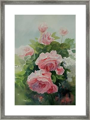 Flower 11 Framed Print by Helal Uddin