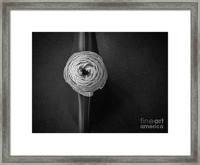 Flower #2059 Framed Print