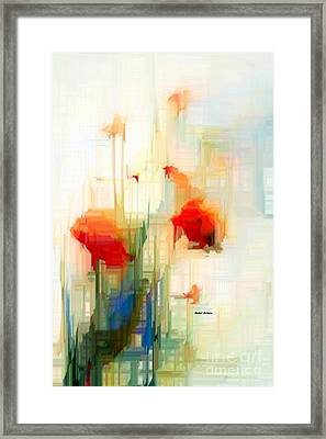 Flower 9230 Framed Print