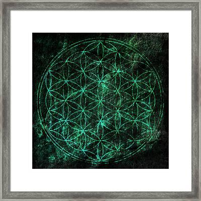 Flower Of Life 1 Framed Print