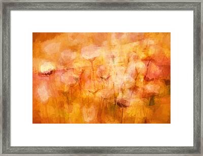 Flowerdream Framed Print by Lutz Baar