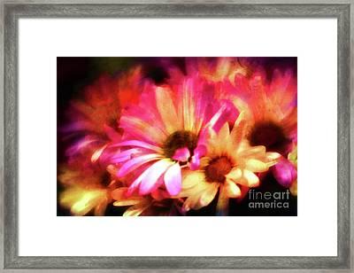Flowerfest Framed Print by Judi Bagwell