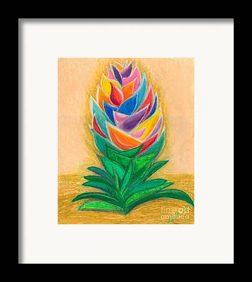 Abstract Ania Framed Prints