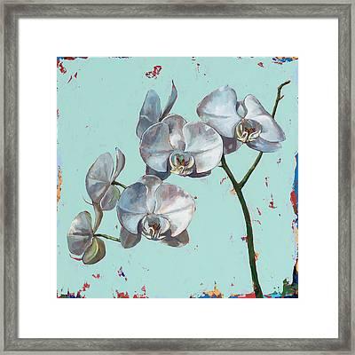 Flowers #10 Framed Print