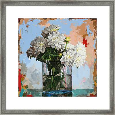 Flowers #11 Framed Print