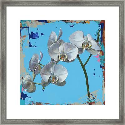 Flowers #15 Framed Print