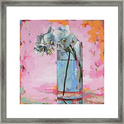 Flowers #17 Framed Print