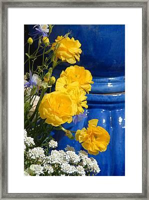 Flowers 187 Framed Print by Joyce StJames