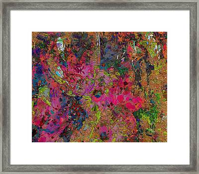 Flowers 1g Framed Print by Brian Reaves