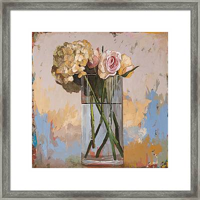 Flowers #2 Framed Print