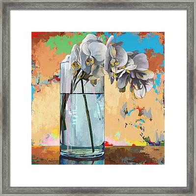 Flowers #21 Framed Print
