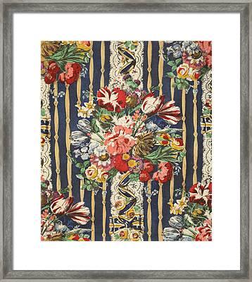 Flowers After Van Huysum Framed Print