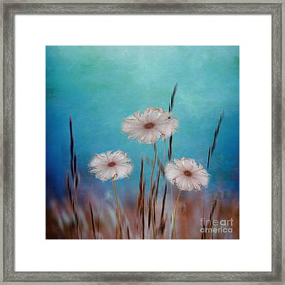 Flowers For Eternity 2 Framed Print