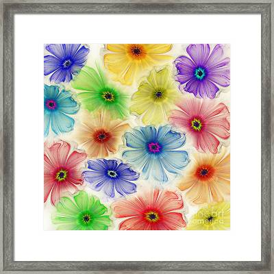 Flowers For Eternity Framed Print