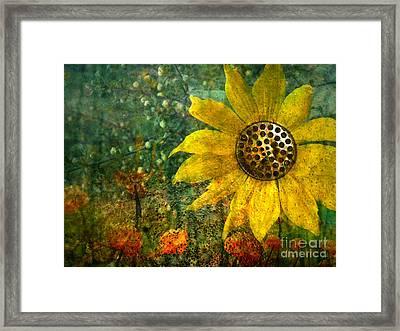 Flowers For Fun Framed Print by Tara Turner