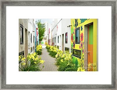 Flowers  Framed Print by Juergen Klust