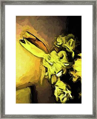 Flowers Of Yellow 1 Framed Print
