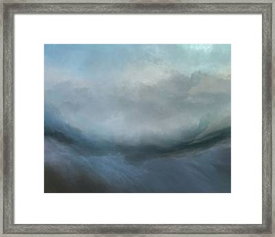 Flowing Tides Framed Print