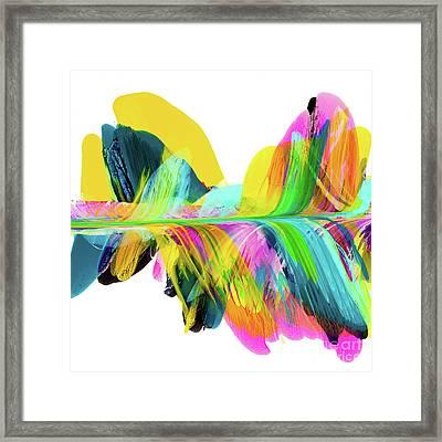 Fluidity #31 Framed Print