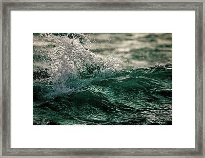 Fluidity Framed Print
