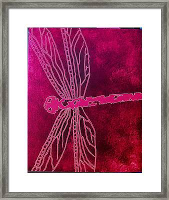 Fly To Me Framed Print by Michael DeMusz