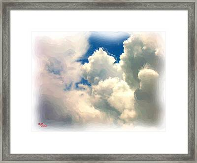 Flyin High Framed Print