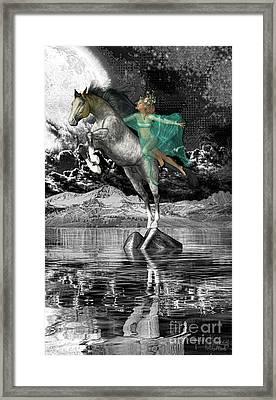 Flying A2 Framed Print