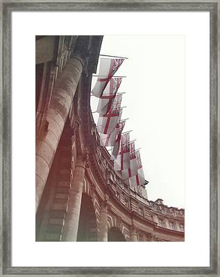 Flying Colors Framed Print by JAMART Photography