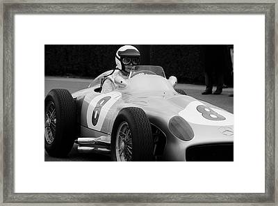 Flying Finn Framed Print by Robert Phelan