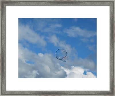 Flying Free Framed Print by Marilynne Bull