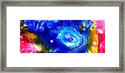 Focal Epilepsy Framed Print