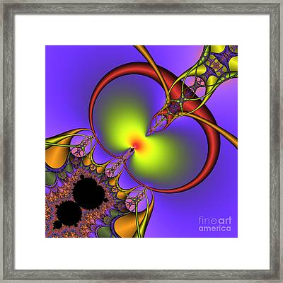 Focal Point 135 Framed Print by Rolf Bertram