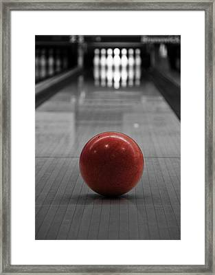 Focus Framed Print by Edward Myers