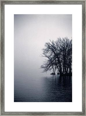 Fog Day Afternoon Framed Print