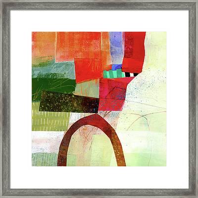 Fog Lifting #1 Framed Print