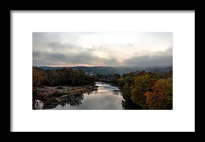 Designs Similar to Fog Over The Greenbrier River