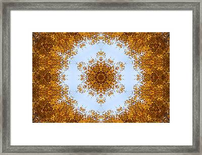 Foliage Creations 7 Framed Print