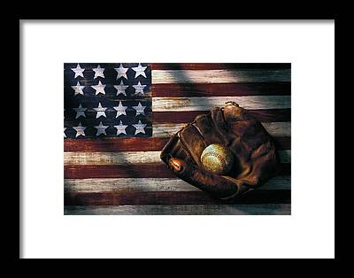 Baseball Framed Prints