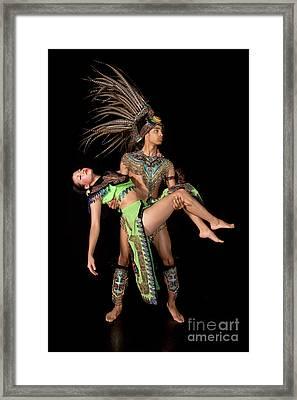 Folklore Framed Print by Randy Kostichka