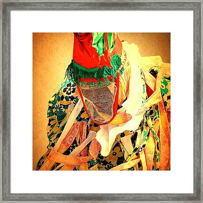 Folkloric Troupe Framed Print by David Coleman